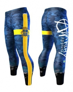 Jaeger Mens Compression Leggings