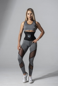 Training corset  -  black
