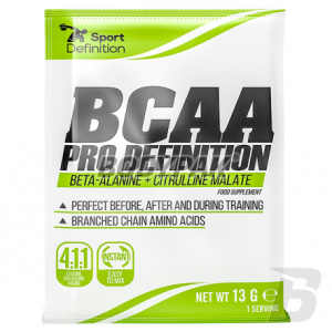 Sport Definition BCAA PRO DEFINITION - 13g
