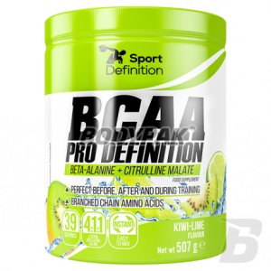 Sport Definition BCAA PRO DEFINITION - 507g