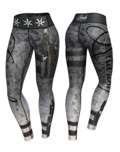 Vigilante Leggings